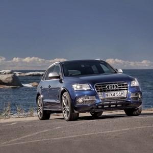 Audi finds the fastest sailor on land