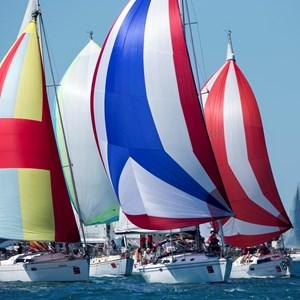 Spinnaker at Hamilton Island Race Week