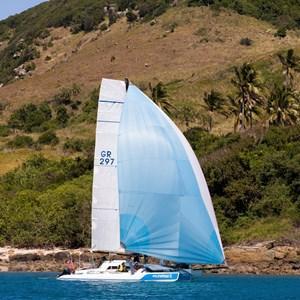 Wilparina II Catamaran