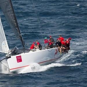 Hong Kong's Beau Geste for  Hamilton Island Race Week