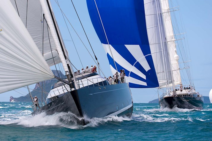 The Yachts making waves at Audi Hamilton Island Race Week - Hamilton Island accommodation